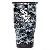 Chicago White Sox Digital Camo Chaser 27oz Black/Black
