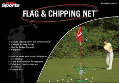 Flag & Chipping Net