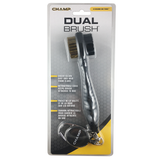 CHAMP® Dual Brush™