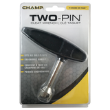 CHAMP® Two-Pin Cleat Wrench™