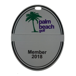 Custom Bag Tags - One Side One color Imprint