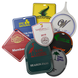 Custom Bag Tags - One Side Full color Digital Print