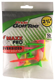 Pride Golf Tee® MaxxPro™ Oversized Golf Tee™  Neon