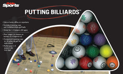 Putting Billiards