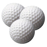 White Solid Practice Balls