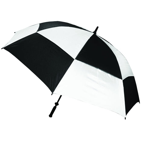 "62"" Double Canopy Umbrella"