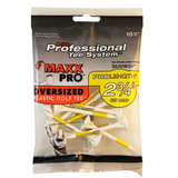 Professional Tee System™ (PTS) MaxxPro™ - Plastic Golf Tees
