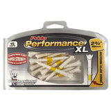 Professional Tee System™ (PTS) Pride Performance™ XL Hybrid Golf Tees - 15ct Packs