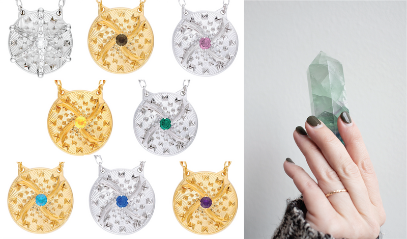 Crystal Energy and the Endocrine System -  Which Gemstone is Right for you?