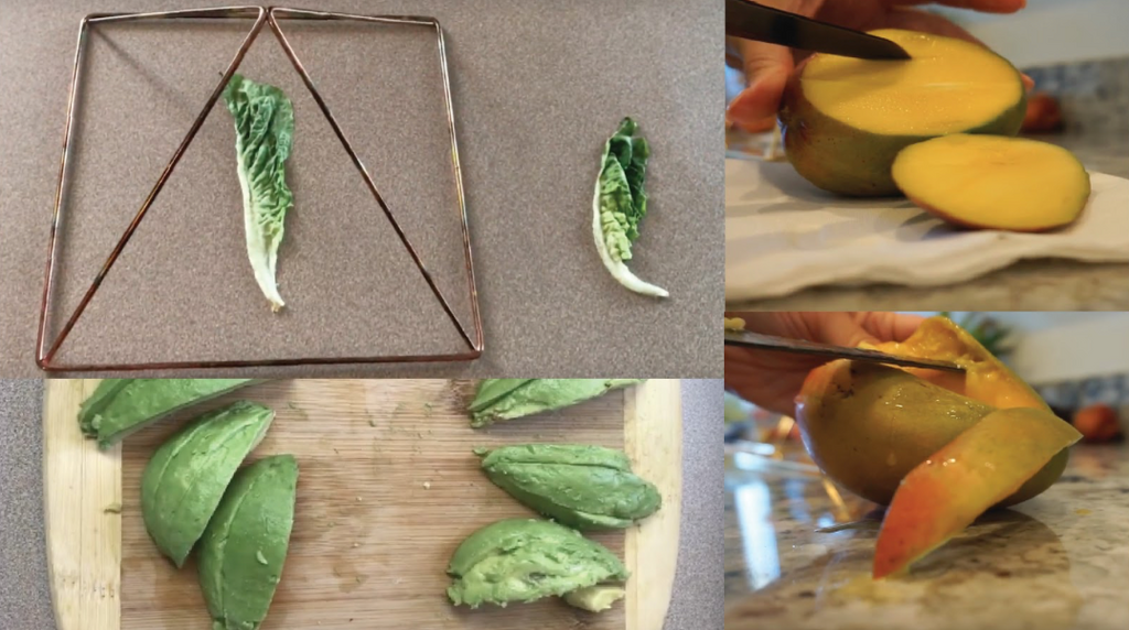 Preserving Produce with a Pyramid: Watch These 3 Real Examples