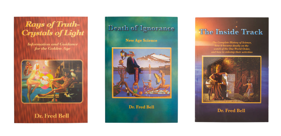 Dr Fred Bell Books
