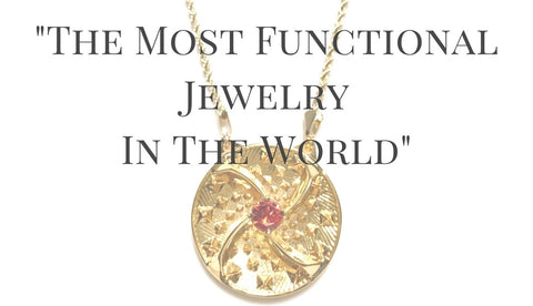Pyradyne The Most Functional Jewelry In The World