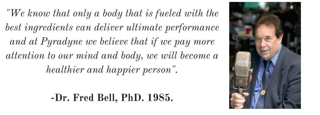 Dr. Fred Bell, PhD.