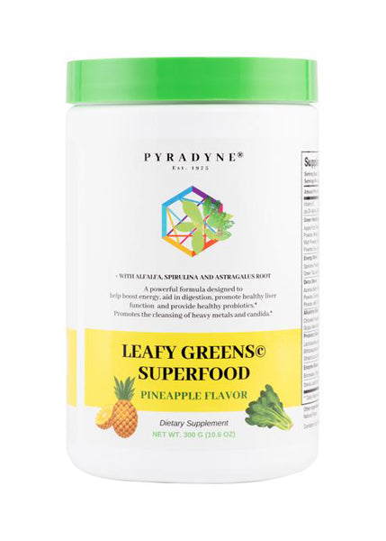 *NEW* Leafy Greens Superfood - Pyradyne