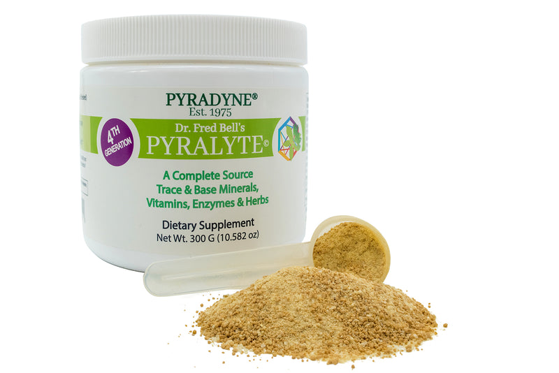 Pyralyte Trace Mineral Electrolytes 300g