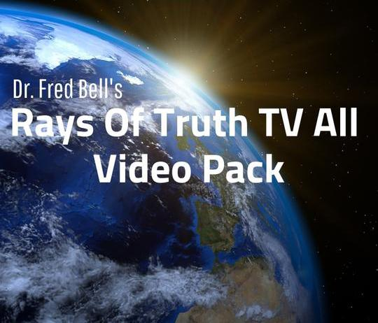 Rays of Truth TV - All Video Pack - Pyradyne
