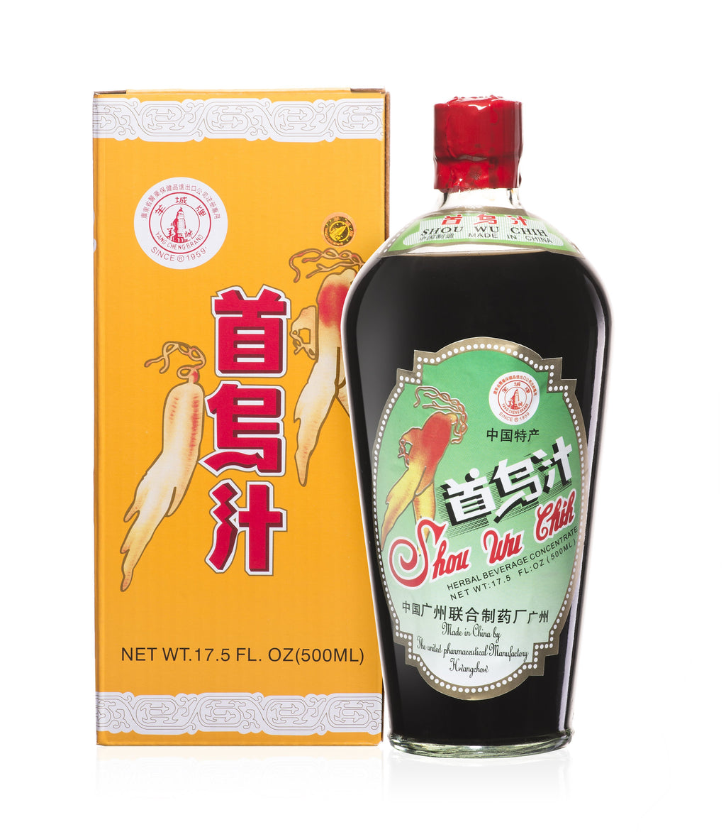 Shou Wu Chih Herbal Tonic - Pyradyne