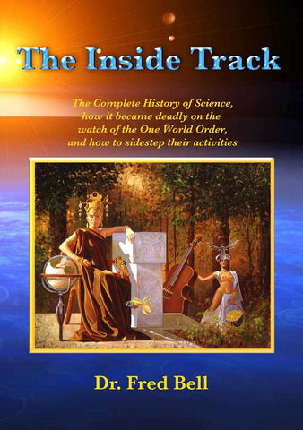 The Inside Track -  eBook by Dr. Fred Bell