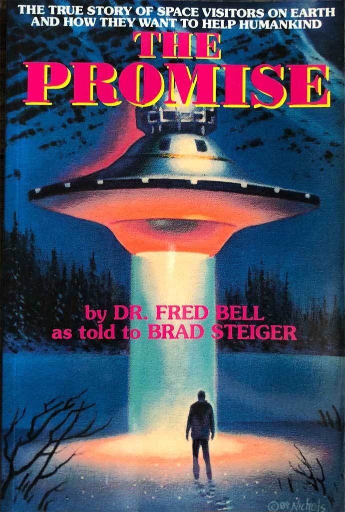 The Promise - paperback Book by Dr. Fred Bell - Pyradyne