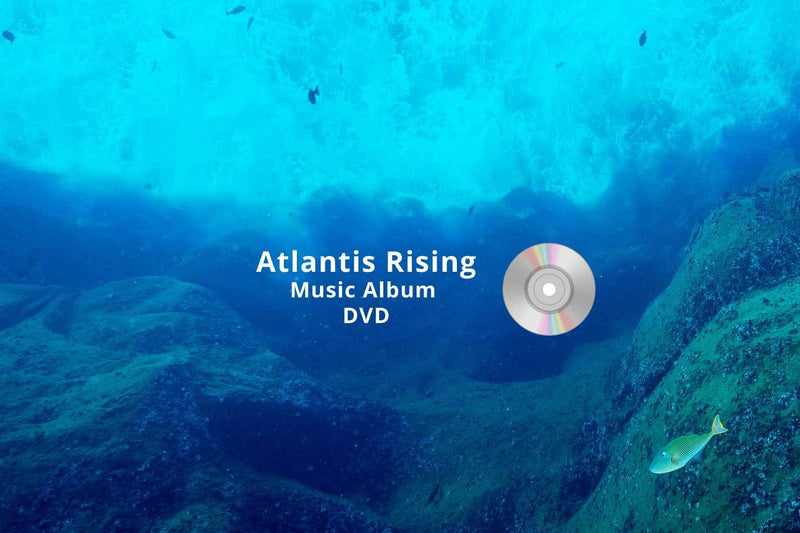 Atlantis Rising CD - Pyradyne