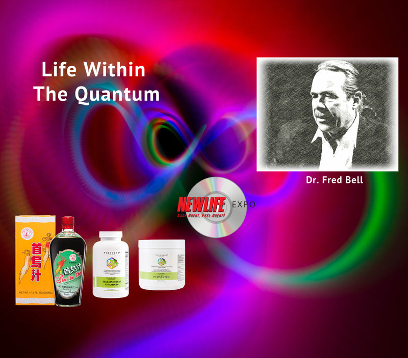 Life Within the Quantum Seminar - Audio CD - Pyradyne