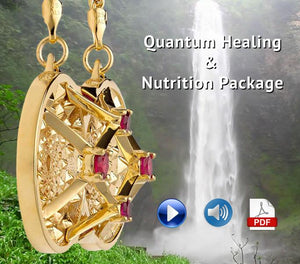 Quantum Healing & Nutrition Package - Pyradyne