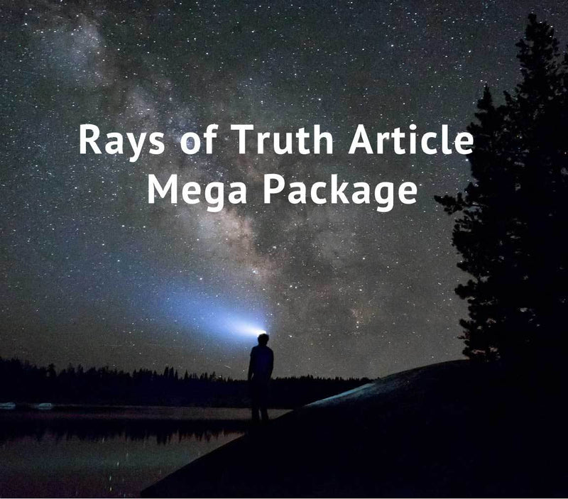 Rays of Truth - Article Mega Package - Pyradyne
