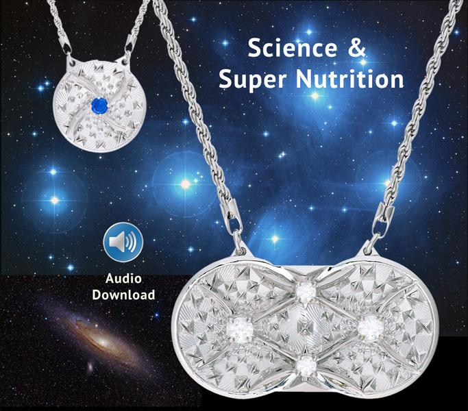 Science & Super Nutrition - Audio Download - Pyradyne