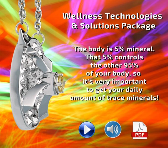 Wellness Technologies & Solutions Package - Audio Download - Pyradyne