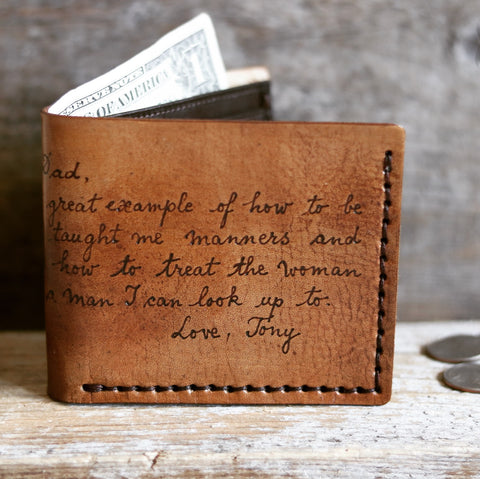 a5c0d6387c3f3b customized personalized men leather wallet, made to order, personalized  gift for husband