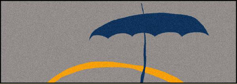 Umbrella Runner Gray
