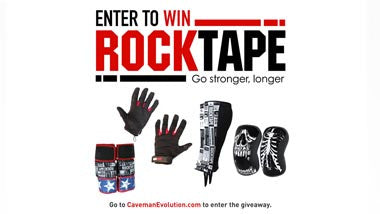 RockTape Ultimate Giveaway