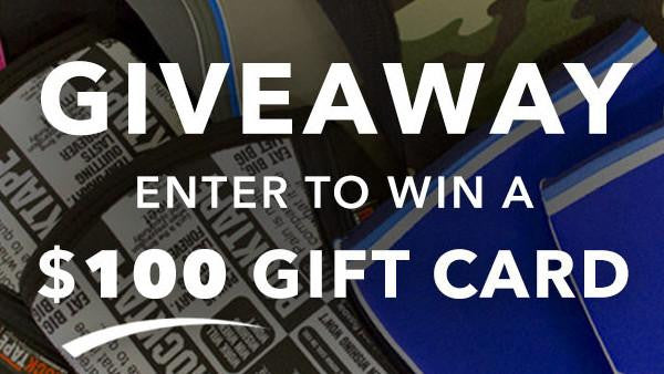 Win a $100 Dollar Caveman Evolution Gift Card !!