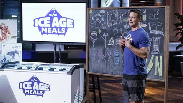 Ice Age Meals on Shark Tank