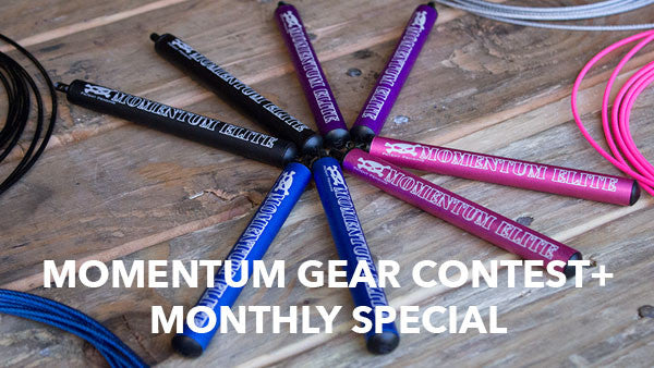 Win a Momentum Gear Speed rope