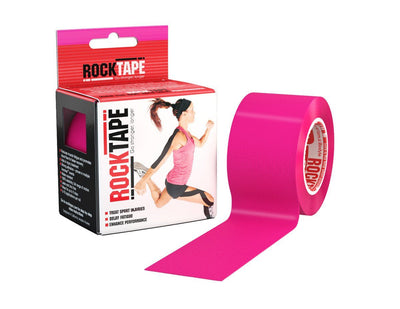 RockTape Hot Pink Kinesiology Tape