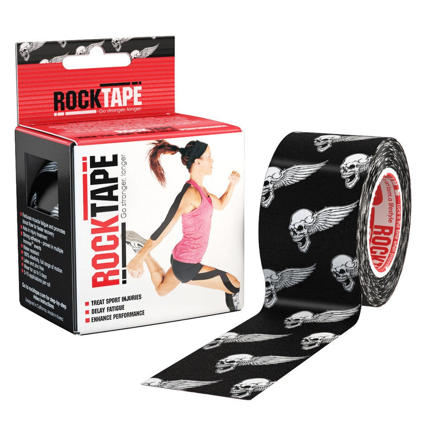 RockTape Skull Kinesiology Tape