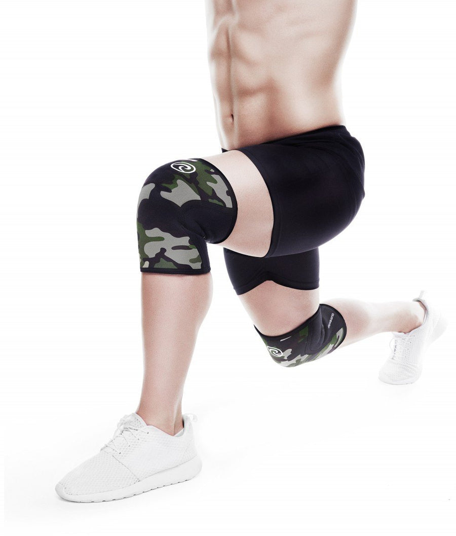 Rehband Camo Knee Support
