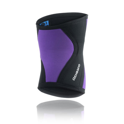 Rehband Rx Knee Support Purple - 4