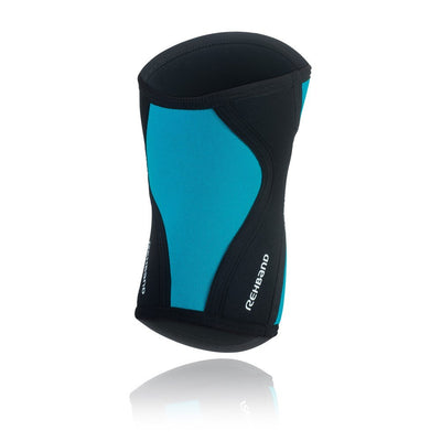 Rehband RX Knee Support Turquoise - 4
