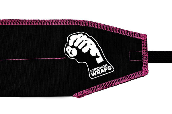 Strength Wraps Bad Girl Wrist Wrap