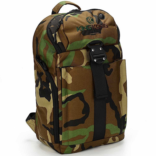 King Kong Mini Backpack Camo - 1