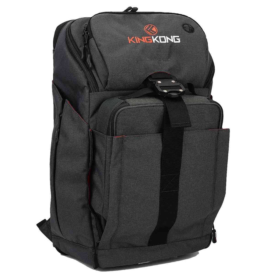 King Kong Backpack Charcoal - 1