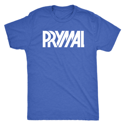 Prymal White Logo Mens