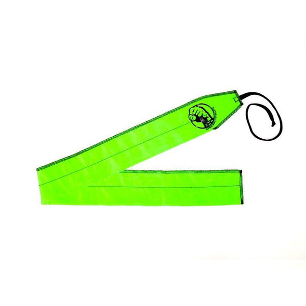 Strength Wraps Fierce Lime Wrist Wraps
