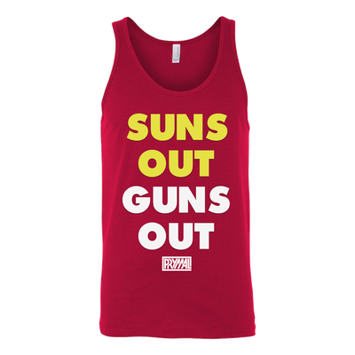 Suns Out Guns Out Mens