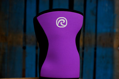 Rehband Rx Knee Support Purple - 5