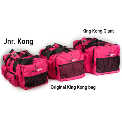 King Kong Junior Kong Bag Pink - 6