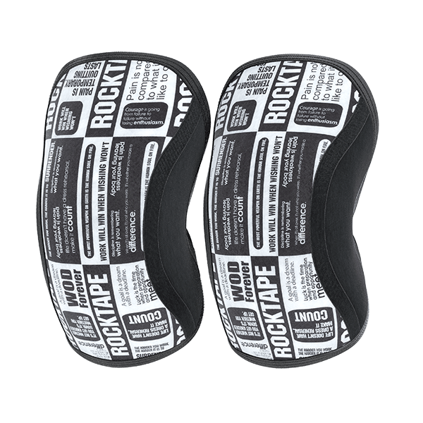 RockTape Assassins Knee Sleeves Manifesto - 1