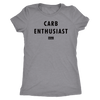 Carb Enthusiast Womens Top